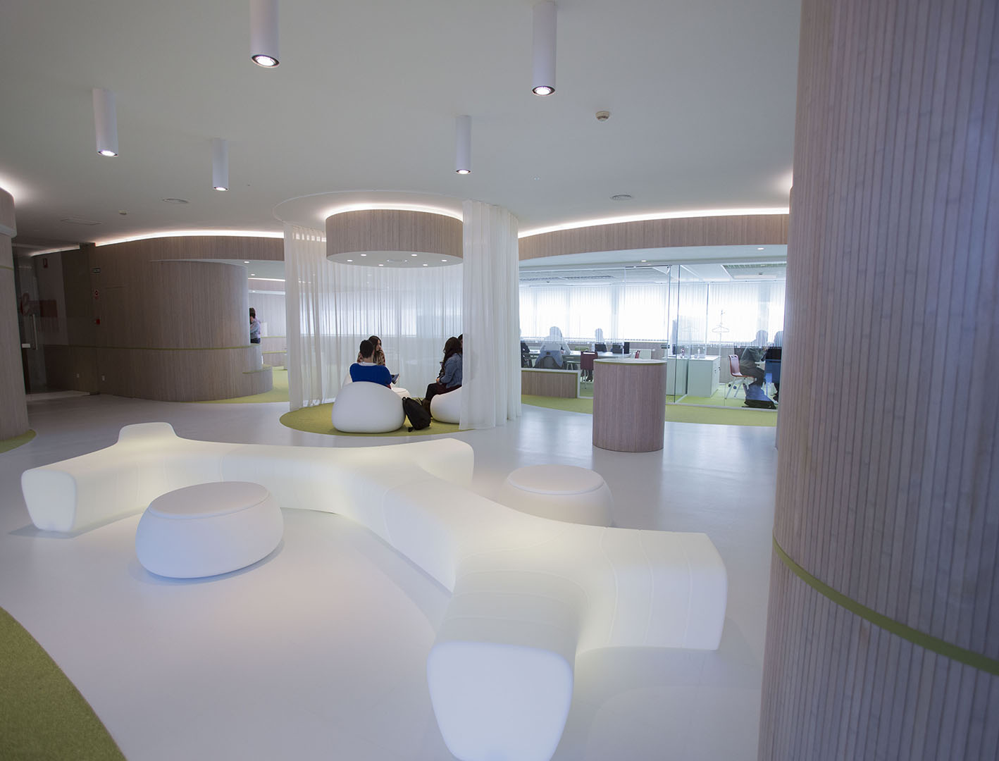 Networking Centro Internacional Santander Emprendimiento